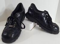 MUDD Womens Shoes. Black, Lace Up,  Size 9.5M