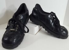MUDD Womens Shoes. Black, Lace Up,  Size 9.5M