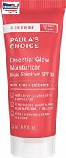 DEFENSE Essential Glow Moisturizer With Spf 30 With Kiwi Extract Paulas Choice