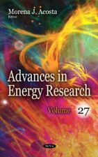 More details for advances in energy research frisch