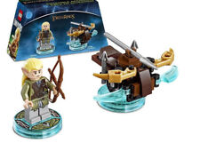 Lego Dimensions Legolas & Arrow Launcher, Fun Pack 71219, Lord of the Rings, NEW