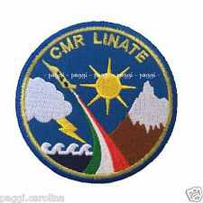 Patch A104 Centro Meteo Regionale Aeronautica Militare Linate Grande Toppa
