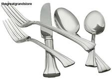 Waterford Mont Clare 18/10 Stainless Steel 65-Piece Set Service for 12 Fork Meat