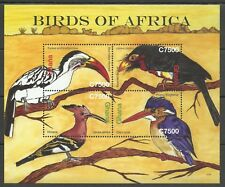 Ghana Oiseaux Calao Huppe Martin Pecheur Hoopoe Birds Wiedehopf Vogel **2007 15€