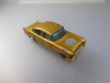 Lesney:Vauxhall Cresta, hell goldmetallic (SSK61)