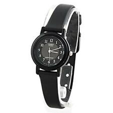 Casio LQ-139AMV-1B3 Black Dial Analog Resin Water Resistant Women Watch