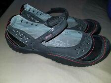 Womens Jeep J-41 Sandal Size 9 Water Shoe Mary Jane Black