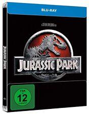 JURASSIC PARK (Sam Neill) Blu-ray Disc, Steelbook NEU+OVP