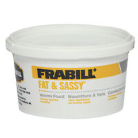 Frabill 1032 Fat And Sassy Worm Food