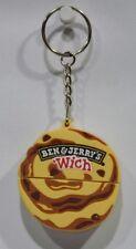 BEN & JERRY's WICH glace porte-clé + clé usb 4 Go plastique 5 x 1 cm