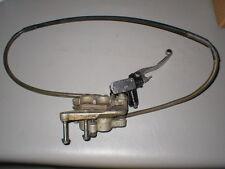 Honda 1995 CR250 Front Brake Caliper Master Cylinder CR 250 (? 125 CR125 93 1994