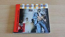 RAY CHARLES - RAY CHARLES AT NEWPORT - CD DIGIPAK