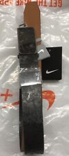NIKE GOLF GOLG SLEEK MODERN TEXTURED PLAQUE MENS  BELT NEW WITH TAGS