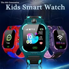 Kids Tracker Smart Watch Phone GSM SIM Alarm Camera SOS Call for Boys Girls 2020