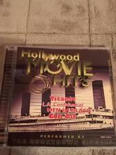 HOLLYWOOD MOVIE HITS VARIOUS ARTIST CD