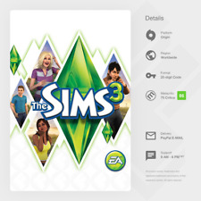 The Sims 3 (PC / MAC) - Origin Key [GLOBAL, MULTI-LANG, INSTANT]