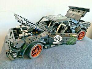 3168pcs Mustanged Hoonicorn Building Blocks Set Technic Racing Sports Car Bricks