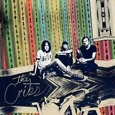 THE CRIBS - FOR ALL MY SISTERS: DELUXE EDITION CD & DVD ALBUM (March 23rd, 2015)