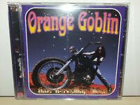 ORANGE GOBLIN - TIME TRAVELLING BLUES + BONUS TRACKS - CD