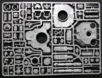 Executioner Upgrade Sprue Primaris Repulsor Warhammer 40K Space Marines Astartes