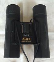 Nikon Sportstar II 10x25 Binocolo Binocular rare