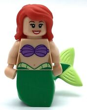 LEGO ARIEL MINIFIGURE SERIES DISNEY COLLECTIBLE TOY FIGURE