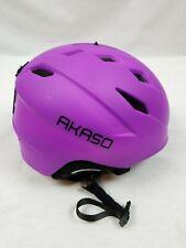 AKASO Ski Helmet, Snowboard Helmet - Climate Control Venting, Dial Fit
