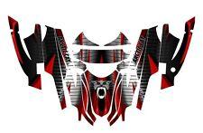 Arctic Cat Sabercat Firecat Graphics 2003 2004 2005 2006  F5 F6 F7 #1900 Red