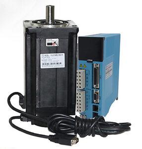 3phase NEMA42 20Nm 2830ozf.in Closed loop Stepper servo motor driver kits CNC