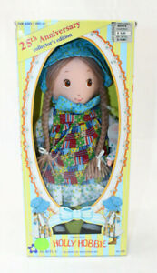 1993 Meritus 25th Anniversary Collector's Edition Holly Hobbie Rag Doll NEW