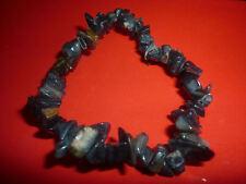 cristalloterapia BRACCIALE braccialetto OCCHIO DI TIGRE BLU aquila cristallo