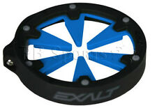 Exalt Universal Feedgate Speedfeed for Halo B, A5 paintball Speed Feed Cyan Blue
