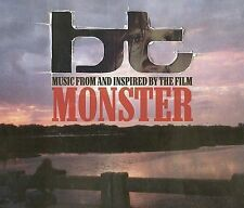 NEW Music From & Inspired By the Film Monster (CD & DTS DVD) (Audio CD)