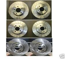 for FORD ESCORT XR3I RS TURBO CROSS DRILLED & GROOVED BRAKE DISC