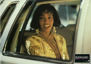 The Bodyguard movie poster print - Whitney Houston poster - #4