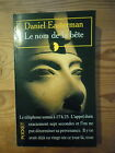 Le nom de la bête - Easterman Daniel - Pocket 2001