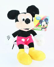 "Mickey Mouse Clubhouse MICKEY MOUSE 8"" plush soft toy Disney Posh Paws - NEW!"