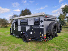 2020 Fantasy Caravan 15ft Off Road Pop Top Hybrid Ensuite Bunk 4 Berth Slide Out