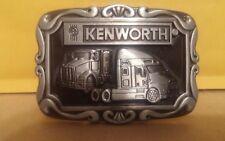 KENWORTH TRUCK BELT BUCKLE NEW