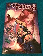 RAVENOUS #1 (2013) CREATURE Werewolf Signed JOSE VARESE CGC it 1st Print HORROR