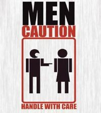 New, Men, Caution Handle with Care, Hession, Richard, Book
