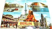 Berlin Berlin Carte Postale 50er 60er Années 33 Å