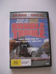 DOUBLE TROUBLE, BUD SPENCER     DVD