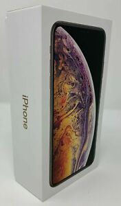 New(Sealed) Apple IPhone XS Max - 512 GB - GSM+CDMA Unlocked - Gold
