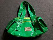 Dolce & Gabanna Original Denim Green Purse/handbag