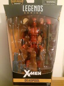 Marvel legends deadpool Juggernaut Wave