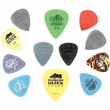 Dunlop PVP102 12 Pick Variety Pack - Medium & Heavy - FREE SHIPPING