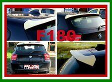 SPOILER  POSTER BMW SERIE 1 SECON SER CON PRIMER E COLLA  F180PK SI180-7-PROV