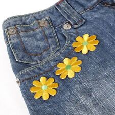 10xembroidered Applique Flower Sewing Iron on Patch Clothing Sewing Accessories