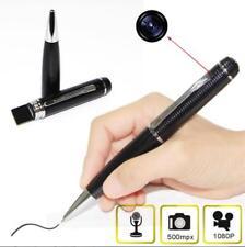 1080p FULL HD Spy REC PEN USB Cam Nanny Video/Voice Hidden Recorder Camera 16GB